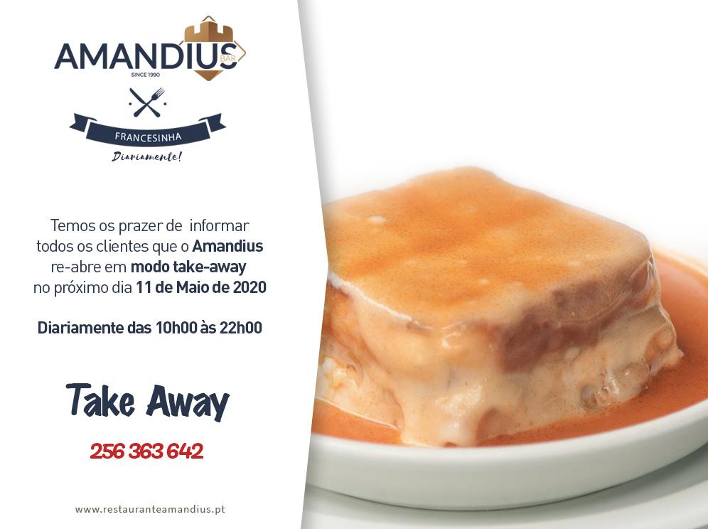 Take Away Amandius